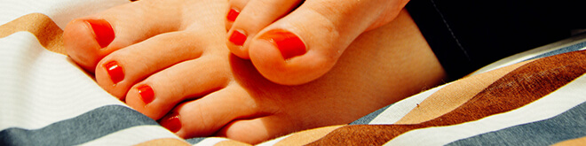 Relaxing Pamper treatments are available in Pamper Parties with Sarah Butler Therapies