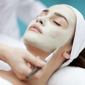 Facials - Facemask - Available from Sarah Butler Therapies of Bideford