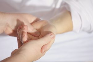 hand reflexology available with Sarah Butler Therapies