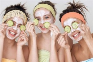 Pamper-Parties available with Sarah Butler Therapies