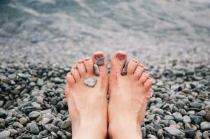 reflexology is available with sarah butler therapies