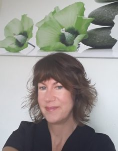 Back to beauty therapist, Sarah Butler