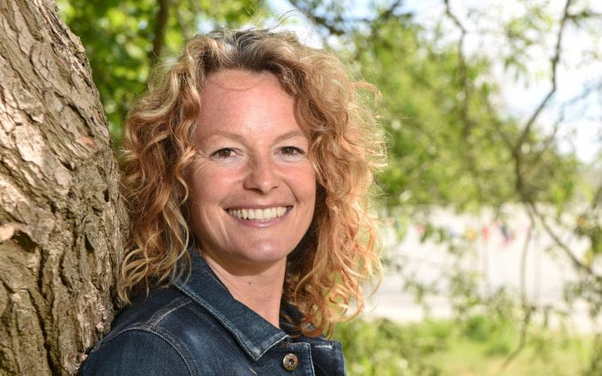 kate-humble-Daily-Telegraph