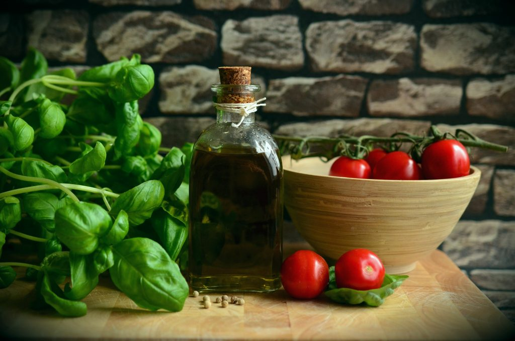 basil essential oil is great for many common ailments