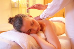 swedish body massage and back neck and shoulder massage available with Sarah Butler Therapies of Bideford