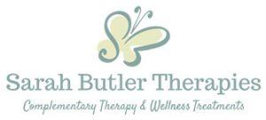 Sarah Butler Therapies Logo - Bideford