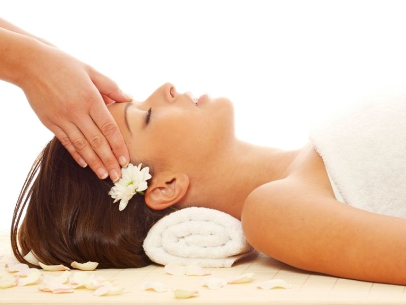 Indian Head Massage available with Sarah Butler Therapies